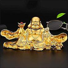 Scultura da tavolo Statua di Buddha Scultura