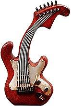 Scultura da tavolo Violino Statua Scultura