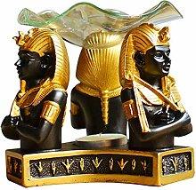 Scultura di Fornace di Aromaterapia del Faraone