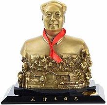 Scultura di MAO Zedong, Statua del Leader Cinese