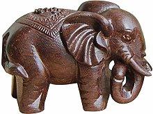 Scultura Figurina Figurina Animale Artigianato