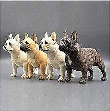 Scultura francese Bulldog  Fatto a mano e dipinto