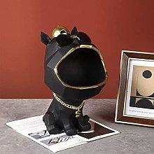 Scultura Home Decor 3D Miniatura Figurina Cool Dog