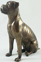 Scultura in bronzo, Statua ornamentale, motivo: