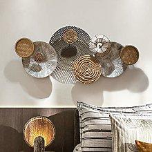 Scultura Moderna da Parete Decorativa, Decorativo