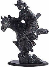 Scultura Statua Carattere Statua Cavallo Scultura
