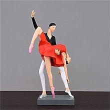 Sculture / Statue Dancer Decorazione artistica