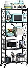 SDKFJ Mobile dispensa Cucina scaffale Scaffale
