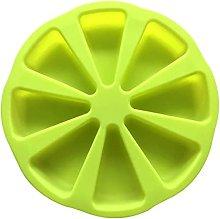 Sdvklly - Stampi da forno in silicone triangolare,