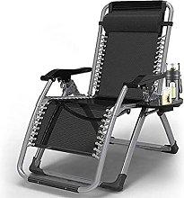 Sedia da esterno pieghevole a gravità zero, sedia