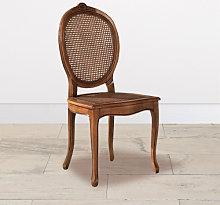 Sedia in paglia vienna  schienale e seduta