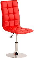 Sedia sgabello CP259 ecopelle design moderno