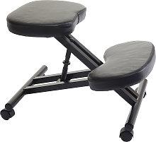 Sedia sgabello posturale ergonomica HWC-E10