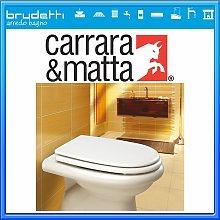Sedile WC CARRARA & MATTA Compatibile CESAME