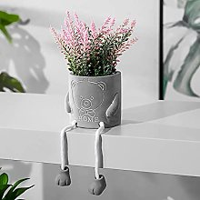 Seduto Interna Vasi Per Piante,Carino Desktop Vasi