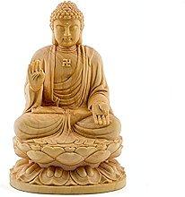 Seduto Thailandia Buddha Shakyamuni Scultura