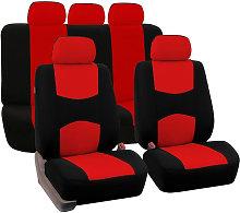 seggiolino per auto set copertura cuscino rosso