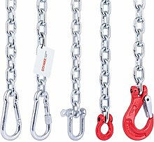 Seilwerk STANKE Set di Fissaggio da 75cm per