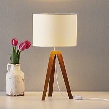 Semplice lampada da tavolo Kullen