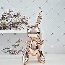 Semplici Idee Di Moda Palloncino Coniglio Scultura