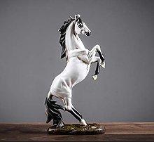Semplici Idee Di Moda War Horse Scultura Statua