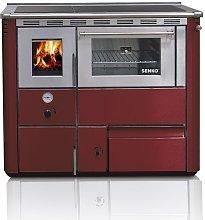 Senko - Cucina a legna e stufa per ricaldamento