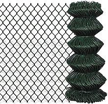 Senluowx - Filo da recinzione, 0,8 x 15 m, colore: