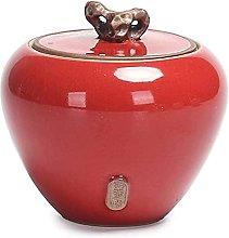 Serbatoio di stoccaggio di tè in ceramica