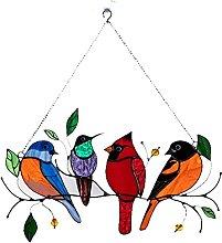 Serie Bird Durante Impiccagioni Art Scultura