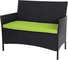 Serie Halden per l'esterno divano sofa 2 posti