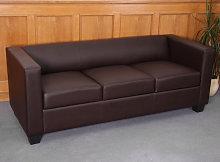 Serie Lille M65 divano sofa 3 posti 75x191x70cm