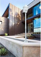 Sesamall - Lampione da giardino E27 lanterna da