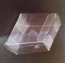 set 20 pezzi, scatolina pvc(plastica trasparente)