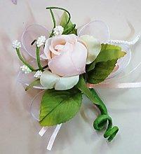 Set 24 pezzi, Bomboniera fiore bouquet bocciolo,