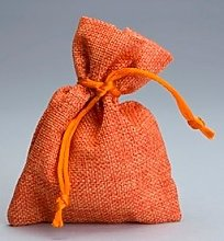 Set 30 pezzi, Bomboniera sacchetto stoffa iuta