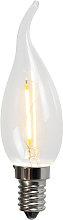 Set 5 lampadine LED E14 100LM 2200K candela