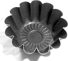 set 6 pezzi Formina budino mini babà stampo