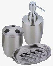 Set accessori bagno dispenser/portasapone
