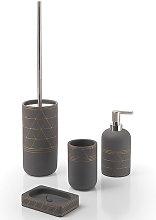 Set Accessori Bagno Gedy collezione Calipso in