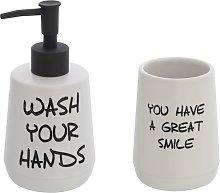 Set accessori linea Wash dispenser +