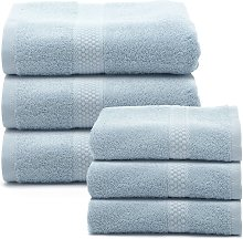 Set asciugamani Spugna Spugna in Cotone Caleffi