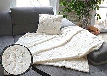 Set coperta copriletto con cuscino decorativo Karo