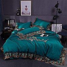 Set copripiumino biancheria da letto, set