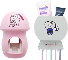 Set di accessori per il bagno Spazzolino da denti