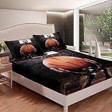 Set di biancheria da letto con angoliadulti,