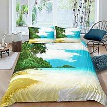 Set di biancheria da letto con copripiumino e
