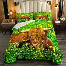 Set di biancheria da letto per letto king size con