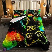 Set di biancheria da letto per ragazzi e ragazzi,