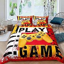 Set di biancheria da letto per videogiochi, per