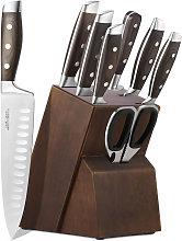 Set di coltelli, ceppo di coltelli da cucina